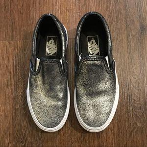 Vans Foil Metallic Classic Slip-On